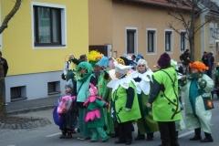 Faschingsumzug 2011