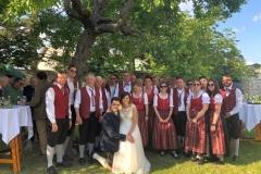 Hochzeit Hannah und Markus 2019