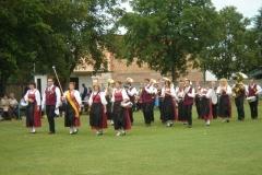Marschmusikbewertung in Frauenkirchen
