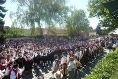 Marschmusikbewertung in Göttlesbrunn 2012