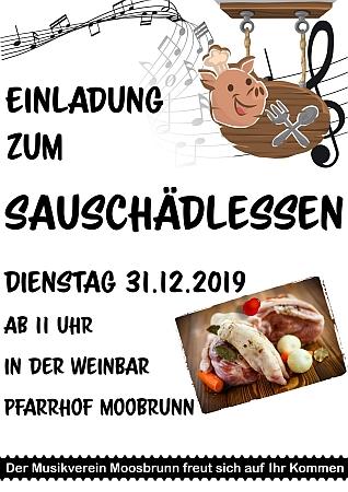 Sauschädlessen 2019